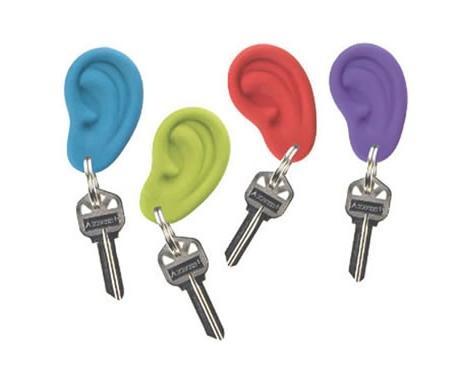 Sleutelhanger oor